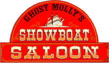 Showboat Saloon logo